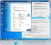 Windows 7 Ultimate Ru x86x64 nBook IE11 by OVGorskiy® 10.2016 1 DVD