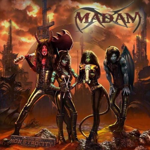 Madam X - Discography (1984-2017)