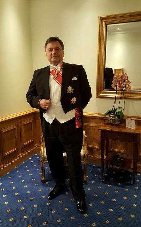 Великий Князь Валерий Викторович Кубарев