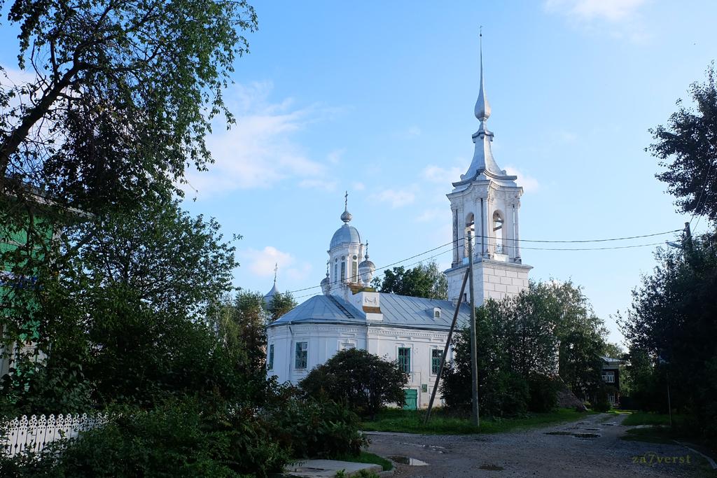 Вологда, храм