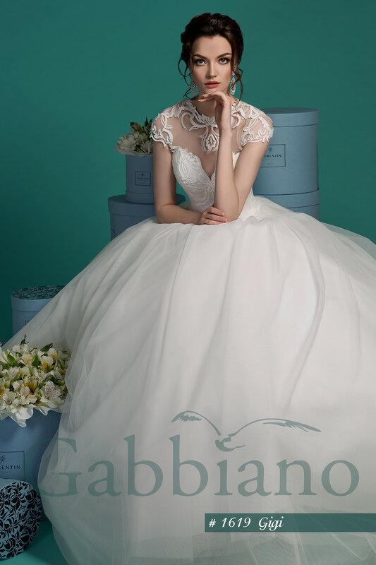 Свадебное платье Джиджи