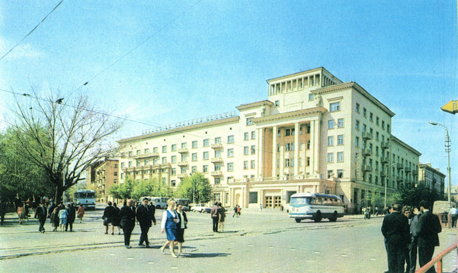ZAVODFOTO / История городов России в фотографиях: Смоленск в 1973 году (часть 3)