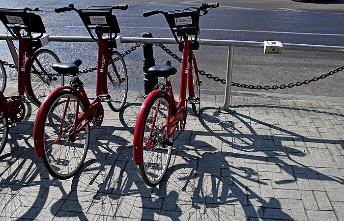 Сезон велопроката открывается в Москве