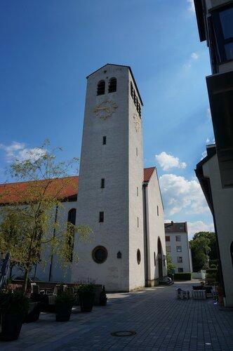 Церковь Святой Марии. Штарнберг