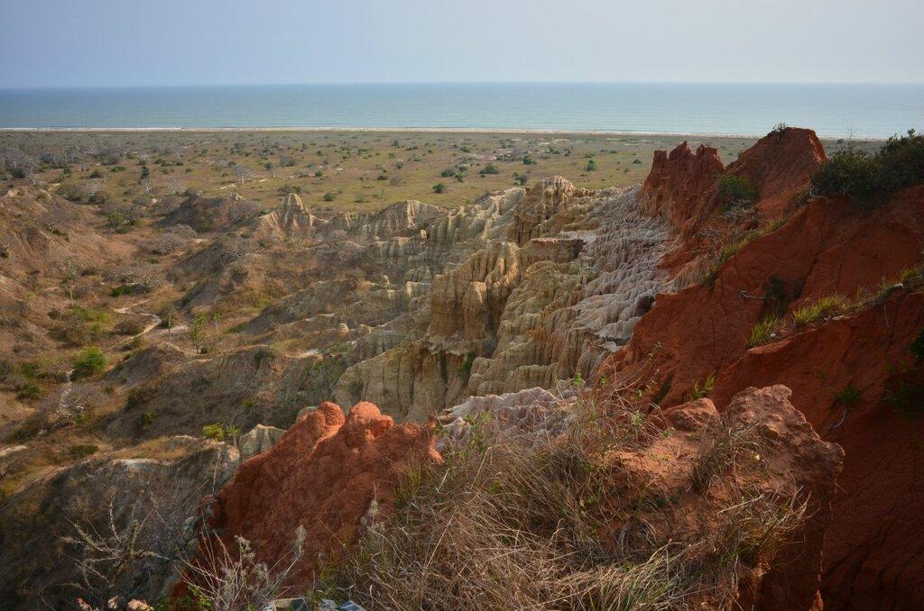 Ангола. Лунный берег