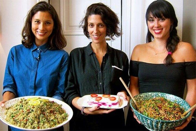Богини салатных листьев   ЗОЖ из Instagram