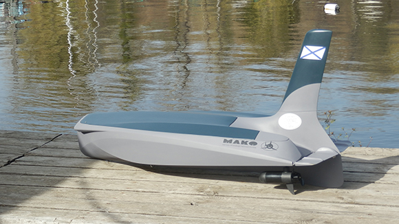 Крымский мост защитят подводные беспилотники (3 фото)