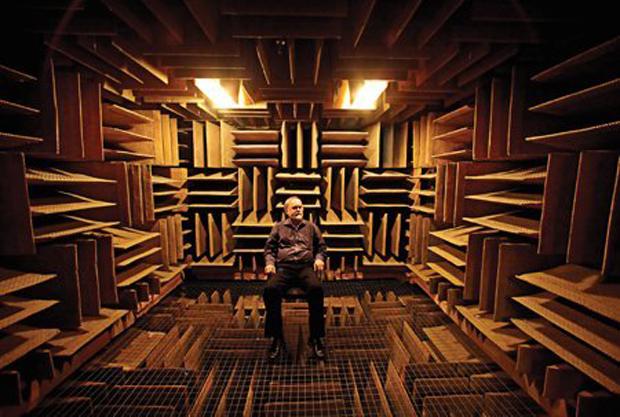 Самое тихое место в мире согласно Книге Рекордов Гиннеса находится в Южном Миннеаполисе в Лаборатори