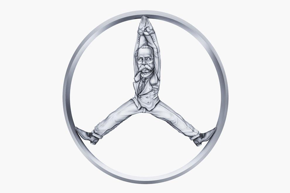 Карл Бенц и Mercedes Benz.
