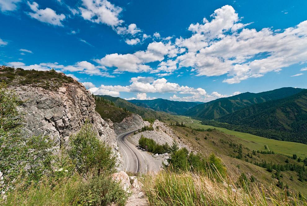 8. В министерстве туризма, предпринимательства и инвестиций Республики Алтай для туристов разра