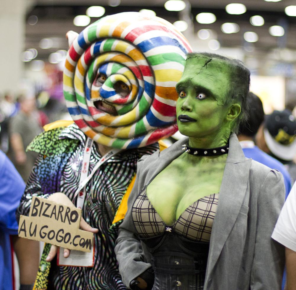 Девушки с San Diego Comic Con 2013 (31 фото)
