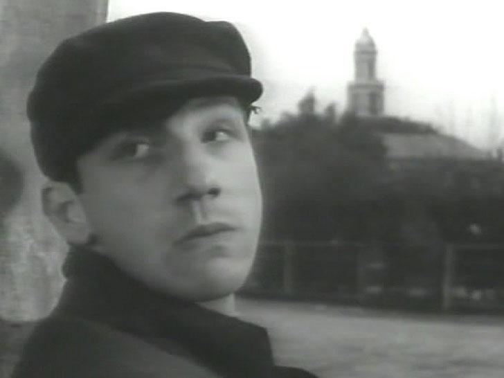 Савелий Крамаров, 1959, «Ребята с нашего двора» — Васька Ржавый.