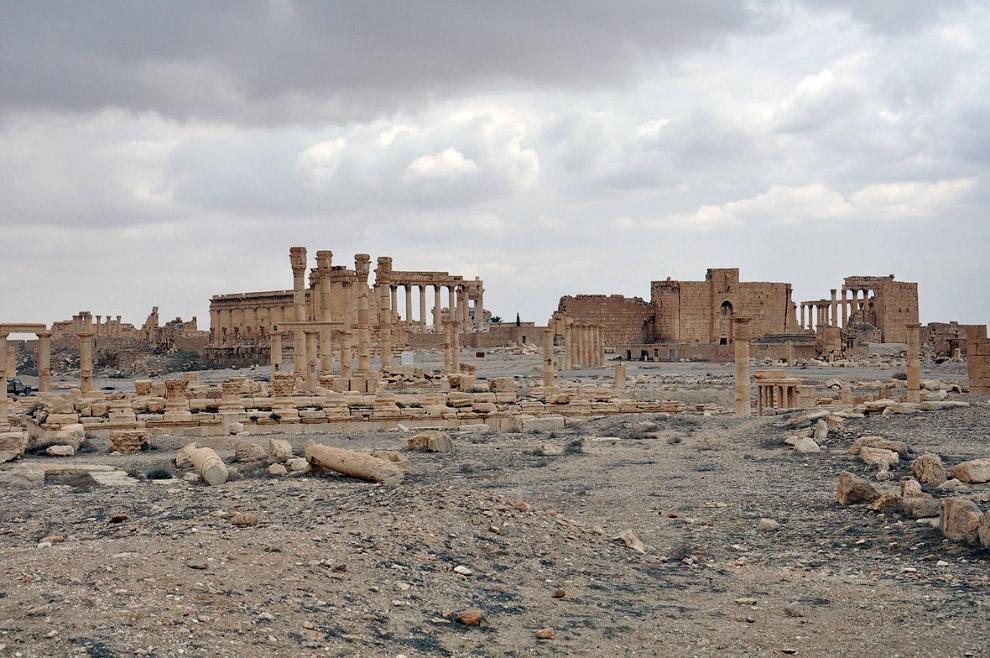 3. Операция по повторному освобождению сирийской Пальмиры от террористов долго готовилась, прош