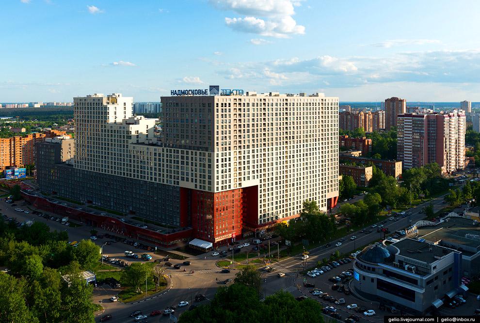 25. Общая площадь «Да Винчи» — более 111 тысяч кв. метров.