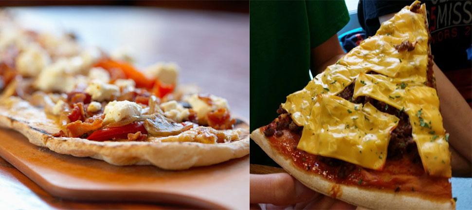 Неаполитанская пицца Блюдо, которое называется «пицца», развивалось на протяжении веков. Пицца появи