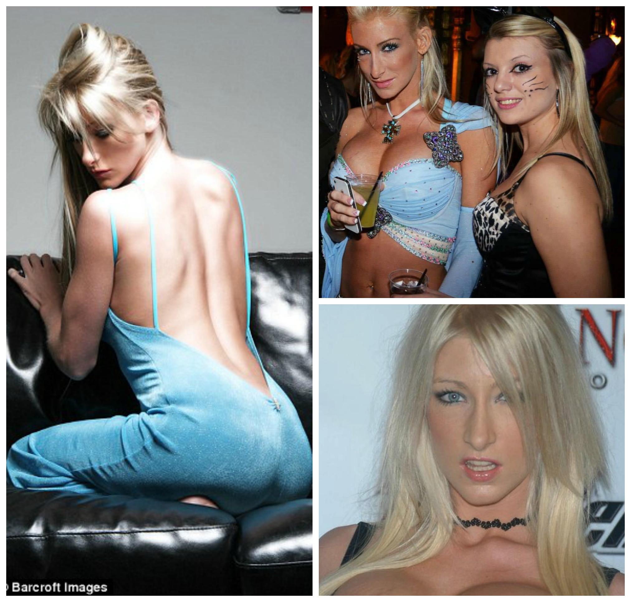 За плечами Кристал Бассет более 10 лет карьеры в порноиндустрии, но она поражает кардинальными перем