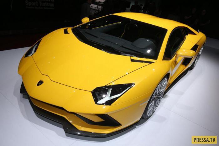 Новинка от Lamborghini, представленная весной этого года, оценивается в сумму 421 тыс. долларов.