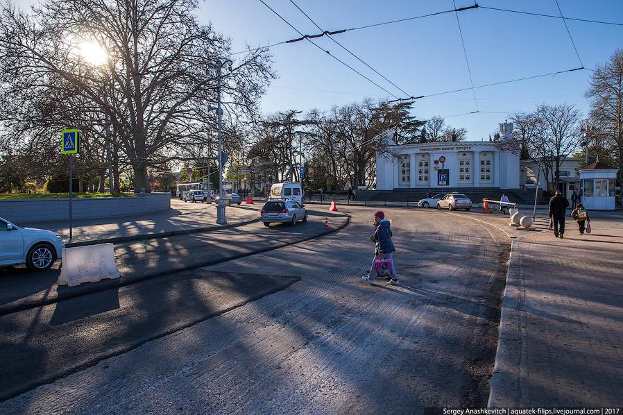 50. Нанотехнологии XXI века при ремонте дороги.