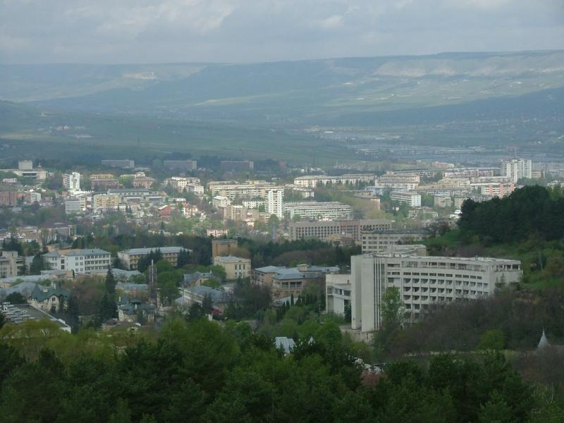 Окрестности Кисловодска