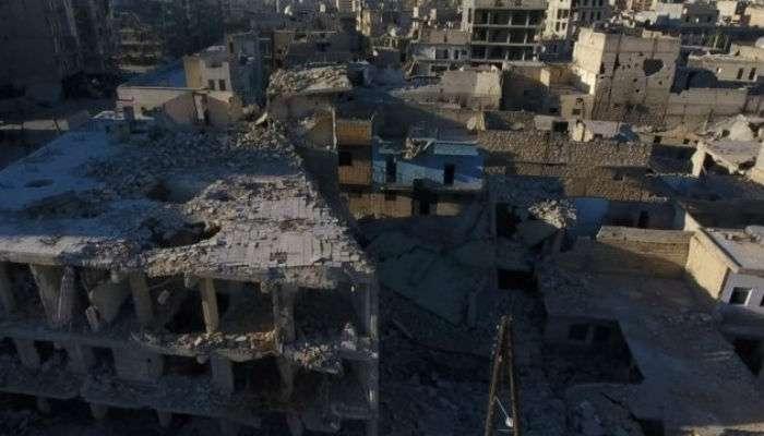 Российская Федерация возобновила массивные авиаудары поАлеппо, есть жертвы - Сирийский центр мониторинга