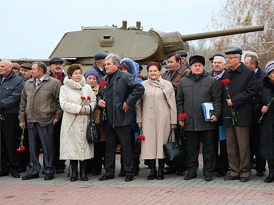 ВВолгограде отмечают 74-ю годовщину контрнаступления под Сталинградом