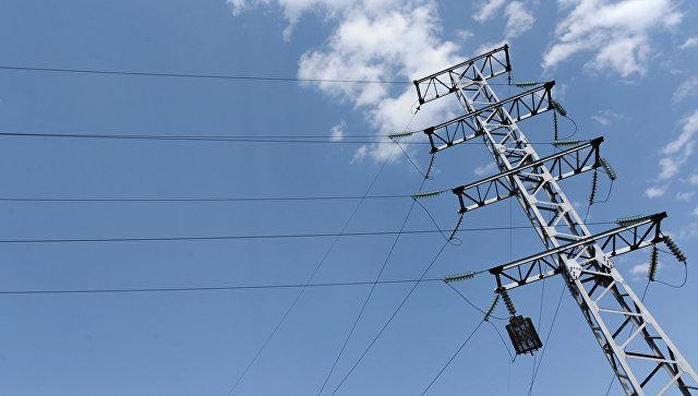 В 7-ми районах Калужской области восстановлено энергоснабжение