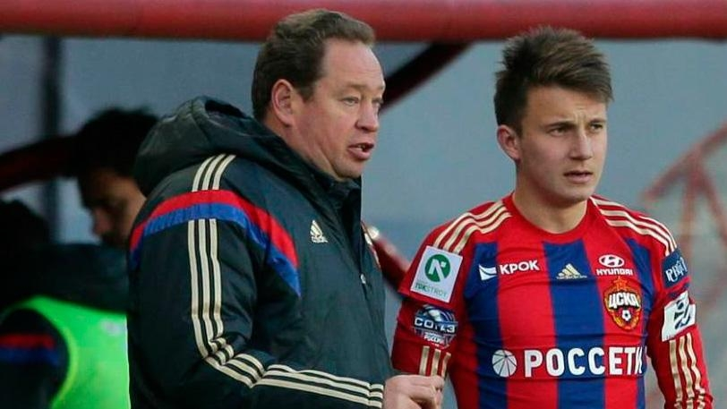 Головин признан лучшим молодым игроком РФПЛ по результатам года