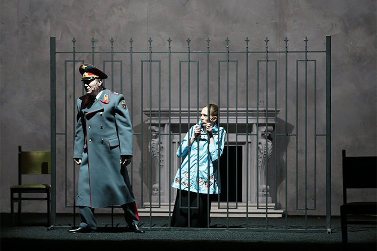 «Ленком» снял срепертуара спектакль Богомолова «Князь»
