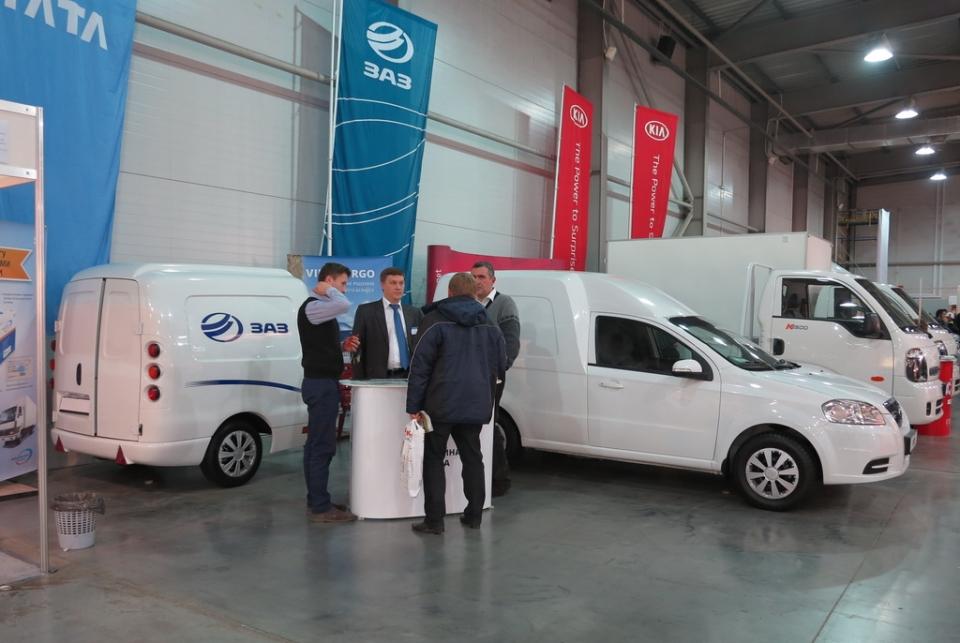 Запорожский автомобильный завод начал выпуск новоиспеченной модели ZAZ Vida Cargo