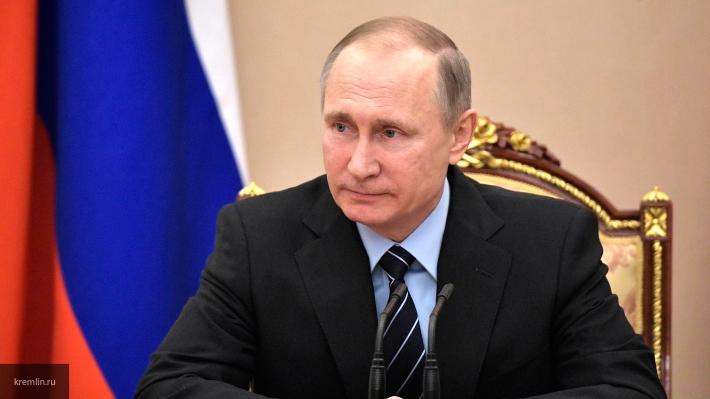 Песков сказал, как Владимир Путин проводит выходной день всибирской тайге