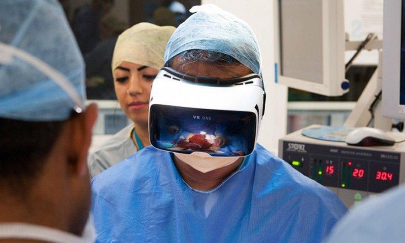 Самарские ученые изобрели «виртуальные» очки для больных синсультом