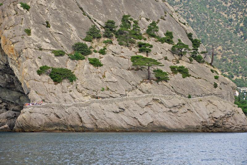 Тропа вокруг горы Орел
