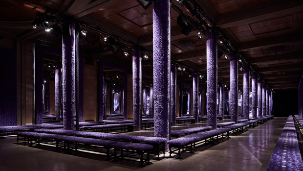 AMO Show Space for MIU MIU FW17.18