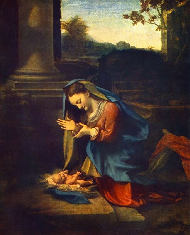 3 Correggio_-_The_Adoration_of_the_Child_-_WGA05325.jpg