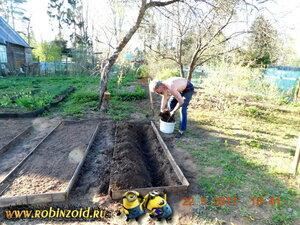 Поддержание плодородия почв