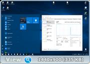 Windows 10 Pro x64 UEFI by kuloymin v6.1 (esd) [Ru]