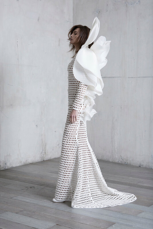 Stéphane Rolland Couture Spring 2017