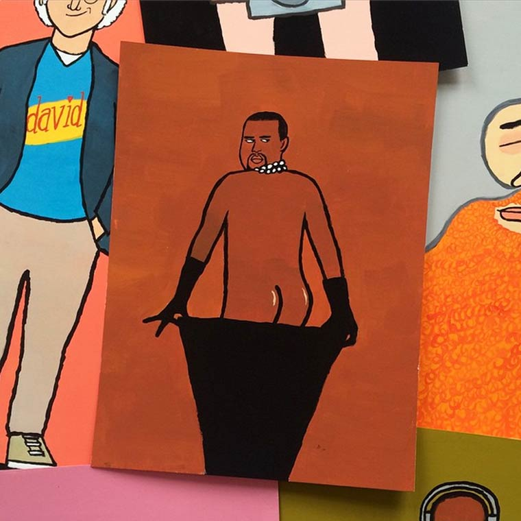 Modern Days - The funny and satirical illustrations of Jean Jullien
