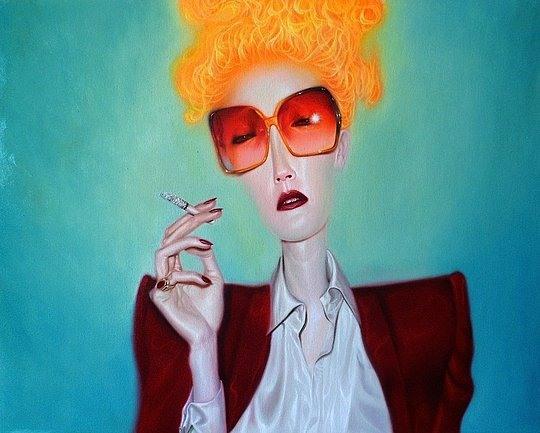 Beautiful Portraits by Troy Brooks
