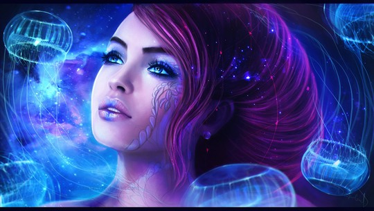 Amazing Digital Portraits by Anavi