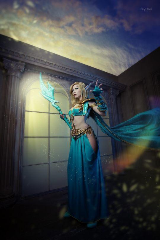 Cosplay Photography by Natasha Firsakova