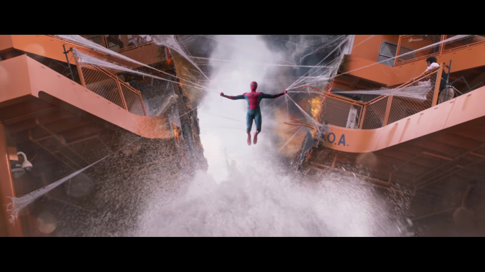Spider-Man: Homecoming Official Trailer