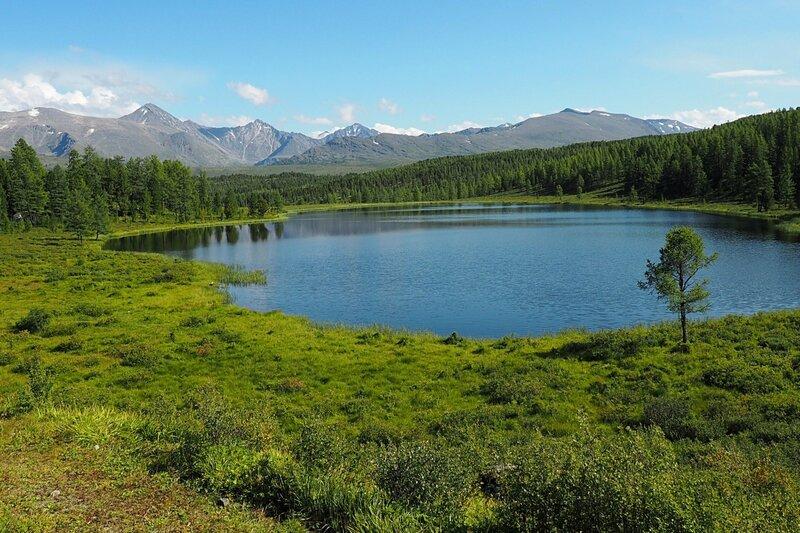 Озеро Киделю (Lake Kidelyu)