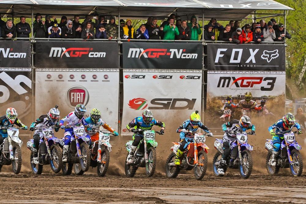 MXGP 2017, этап 6 - Гран При Европы (фото)