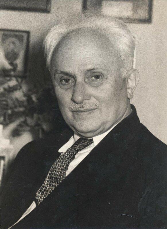 Булгаков Валентин Федорович