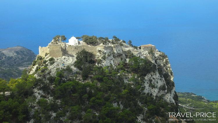 Крепость Монолитос