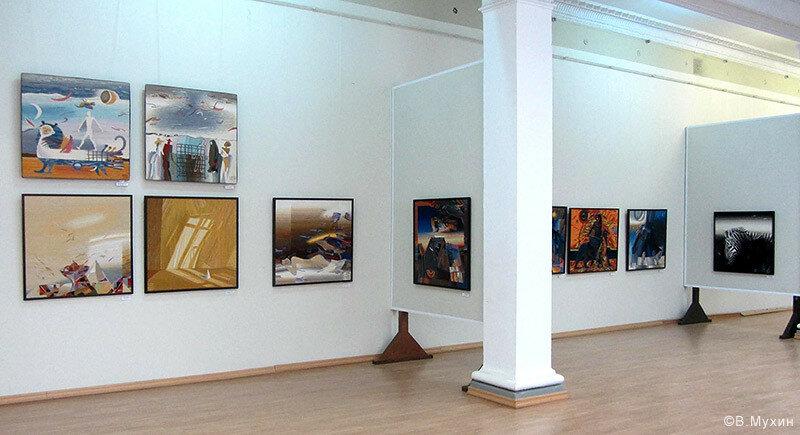 Персональная выставка в г. Иваново. 2012 г.