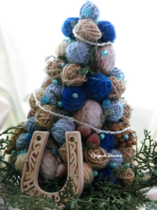 handmade, handwork, елочка своими руками, интерьерная композиция, новый год, оригинальные подарки, подарки, праздник, ручная работа, сувениры, творчество