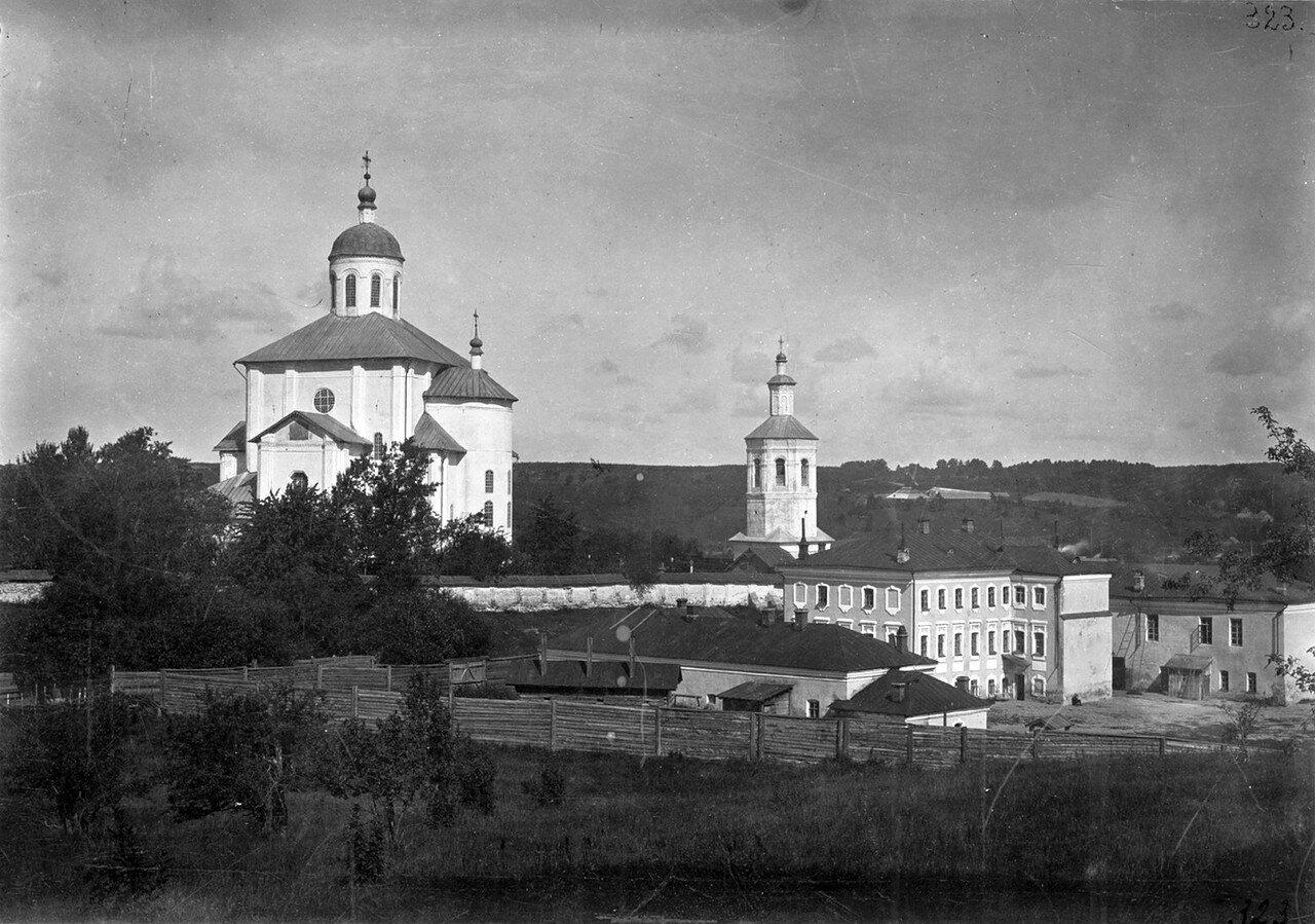 Церковь Архангела Михаила. 1909