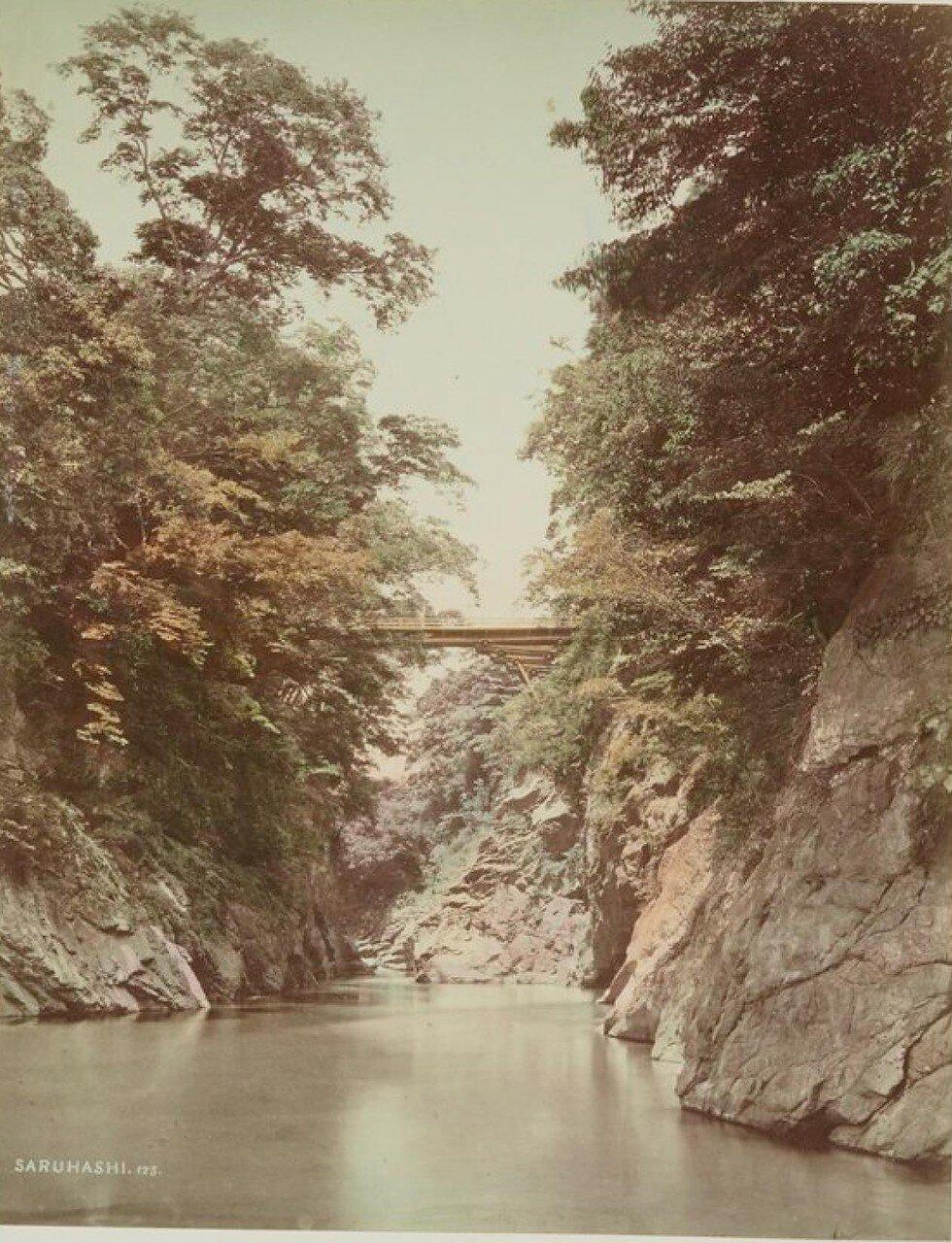 Мост через реку Кацура
